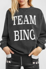 Anine Bing Team Bing Pullover - Product Mini Image