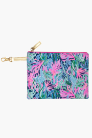 Lilly Pulitzer  Tech Case Laptop Sleeve - Front full body