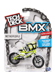 Toysmith Tech Deck BMX Series 11 - Front cropped