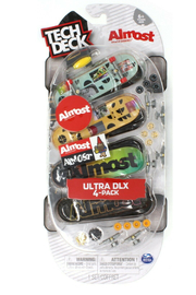 Toysmith Tech Deck Ultra DLX 4-Pack - Product Mini Image