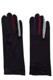 V. Fraas Tech Gloves with Inset - Product Mini Image