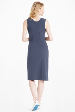 Nic + Zoe Tech Stretch Rouch Dress - Alternate List Image
