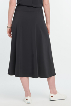 Nic + Zoe  Tech Stretch Skirt with silky-smooth finish - Alternate List Image