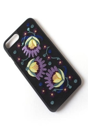 Tech Candy Iphone Case Embroidery - Product Mini Image