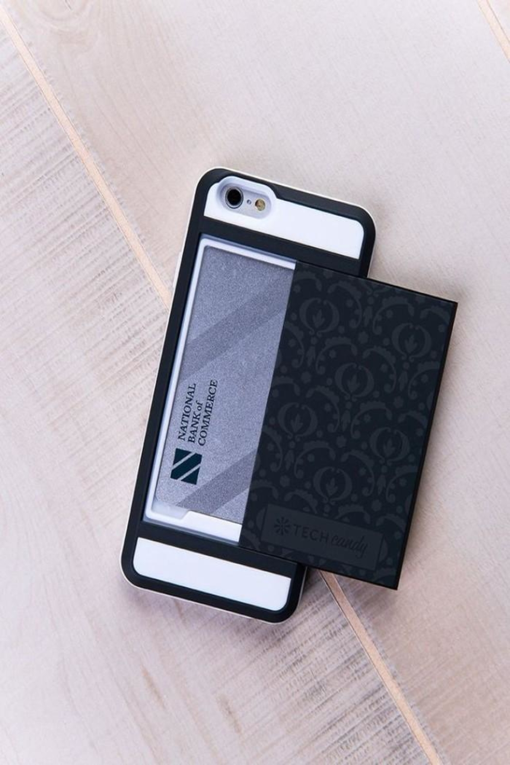 Tech Candy Iphone Sidecar Cover - Front Cropped Image
