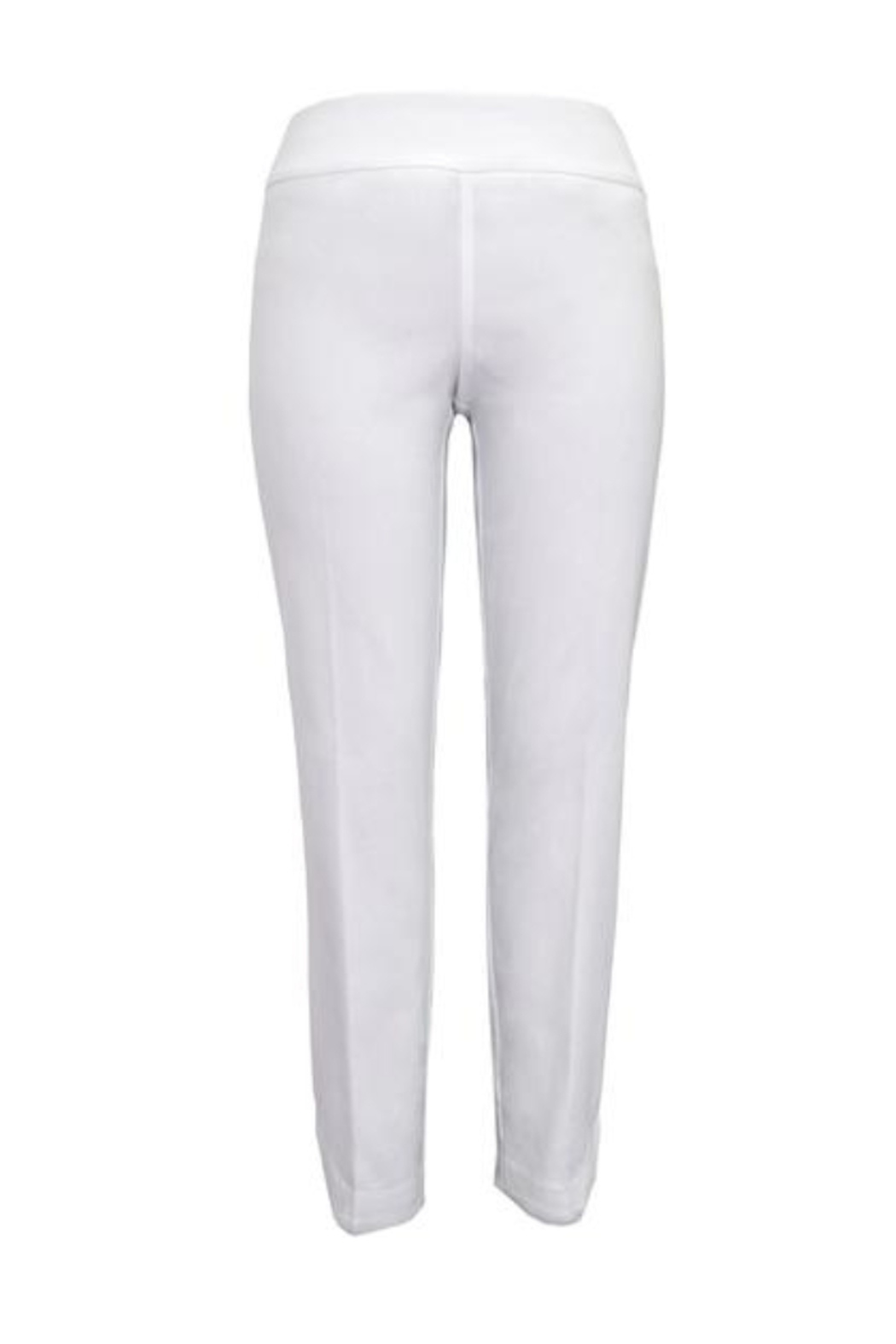 Up! Techno Basic Slim Leg Pant - Front Cropped Image