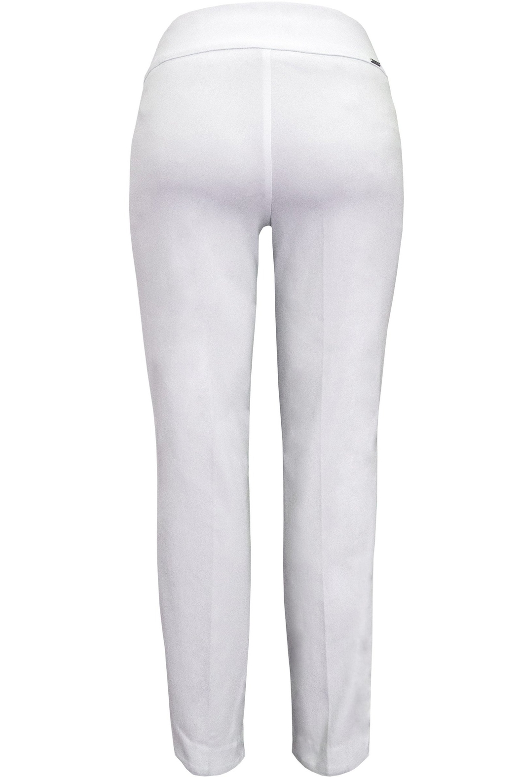 Up! Techno Basic Slim Leg Pant - Front Full Image