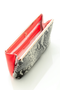 Ted Baker Exotic Folded Corners Clutch - Alternate List Image