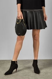 Ted Baker Curvad Studded Boots - Front full body