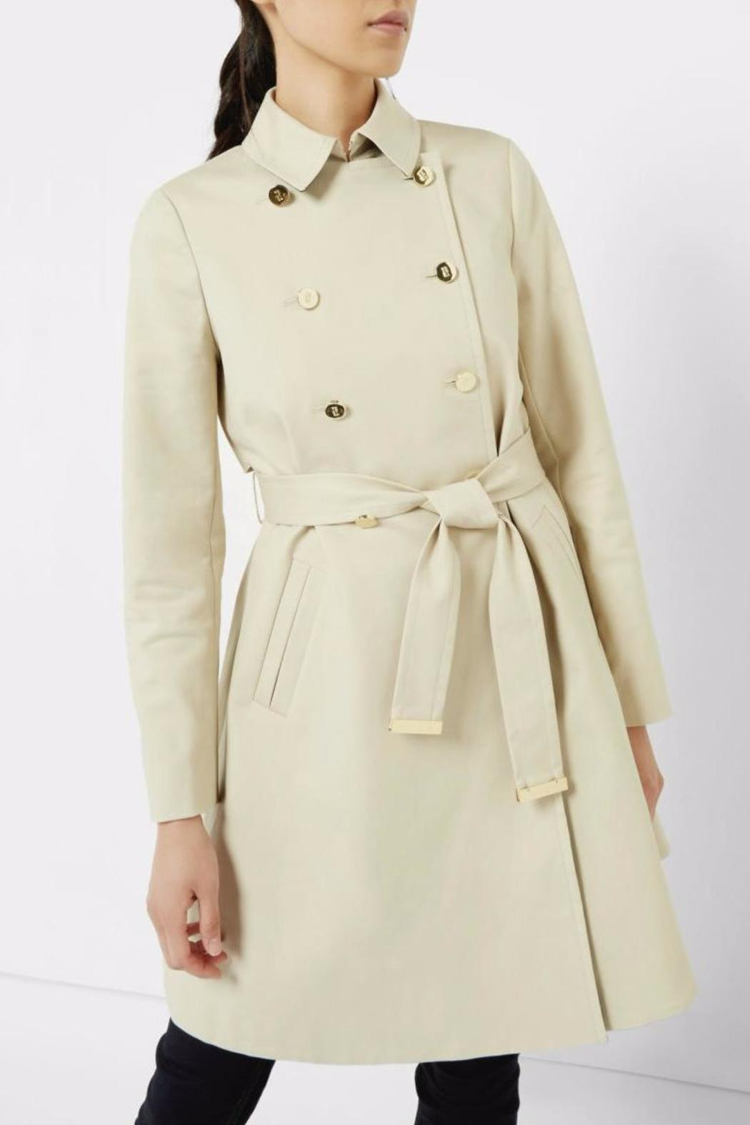 Ted Baker Double Breasted Trench - Main Image