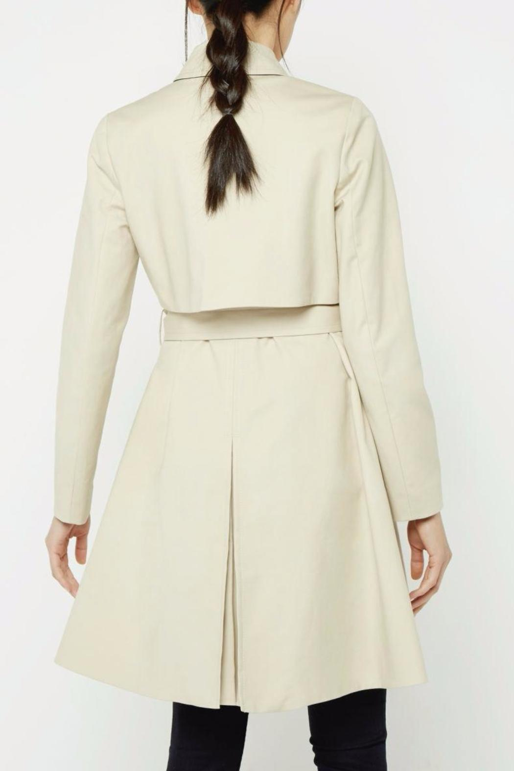Ted Baker Double Breasted Trench - Front Full Image
