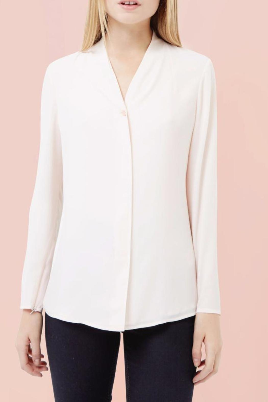 Blouse V-neck Elizaa Elizaa V-neck
