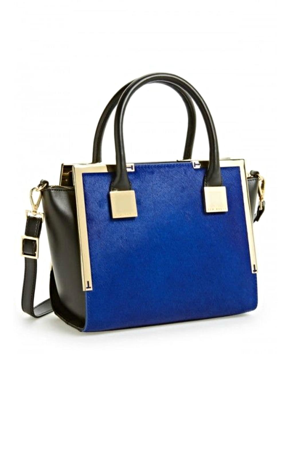 Ted Baker Fawser Mini Tote Bag - Side Cropped Image
