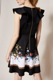 Ted Baker Fit-And-Flare Dress - Back cropped
