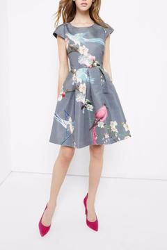 Ted Baker Floral Print Dress - Product List Image