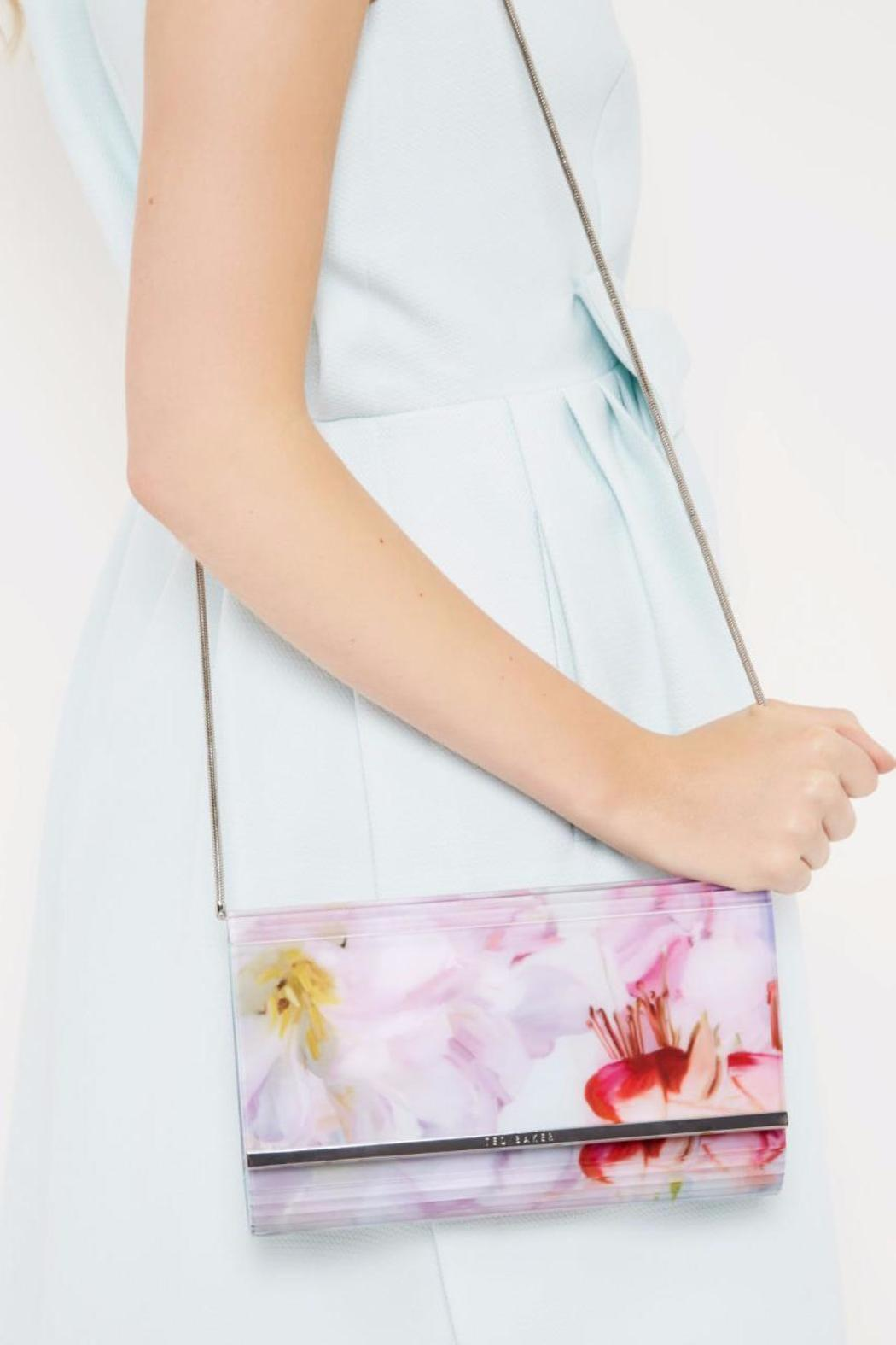 93275492043 Ted Baker Floral Resin Clutch from Wallingford by The Dressing Room ...