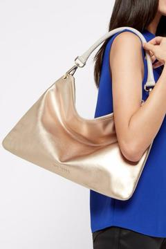 Shoptiques Product: Leather Shoulder Bag