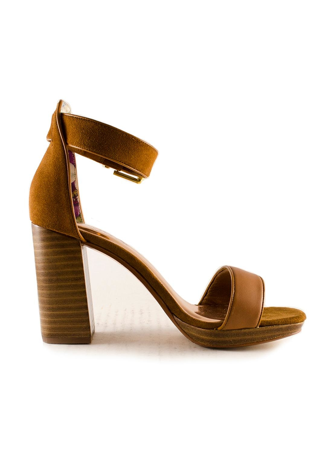 Ted Baker Lorno Block Heels - Side Cropped Image
