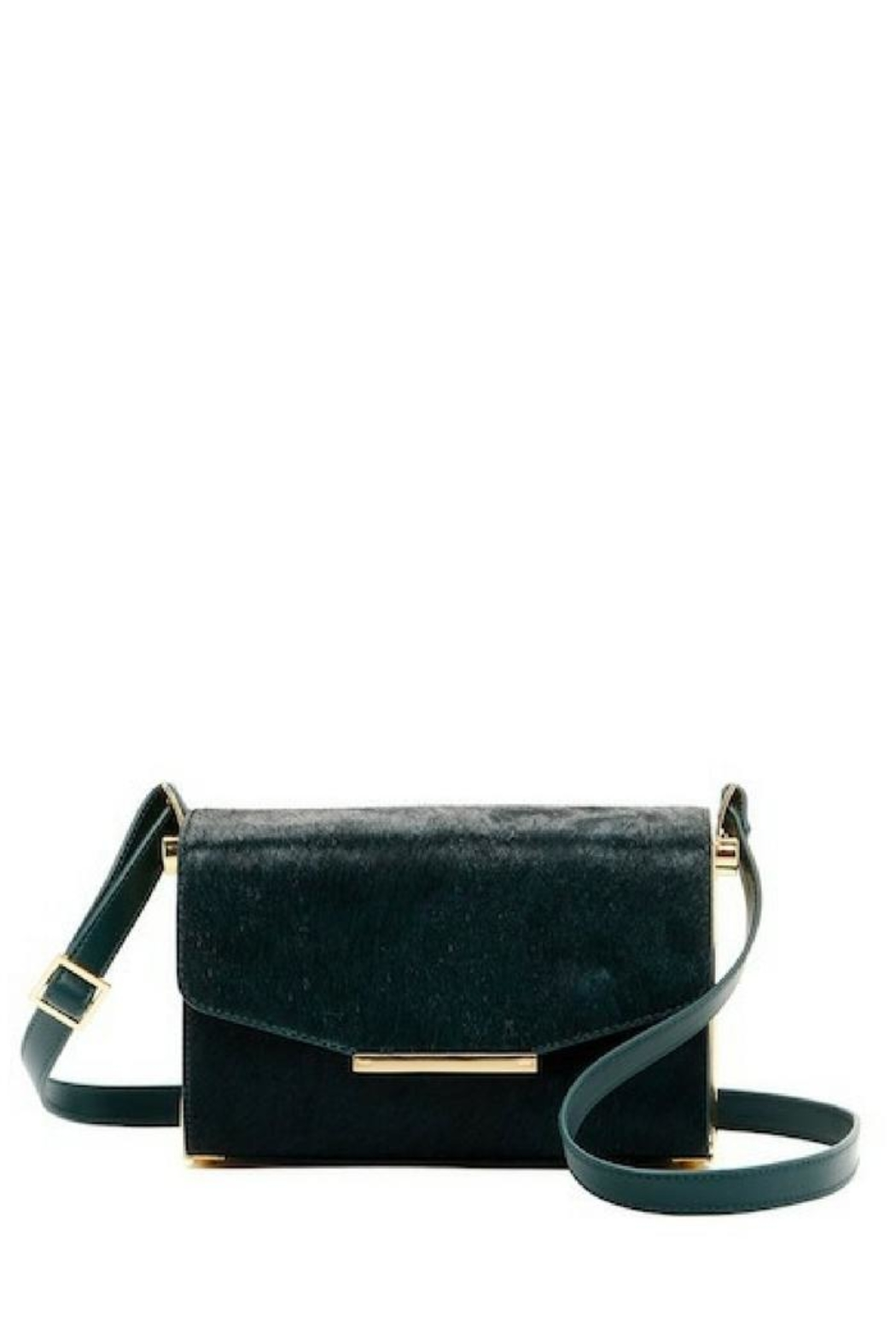 Ted Baker Maii Calf-Hair Purse - Main Image
