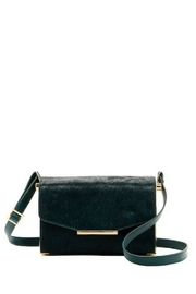 Ted Baker Maii Calf-Hair Purse - Front cropped