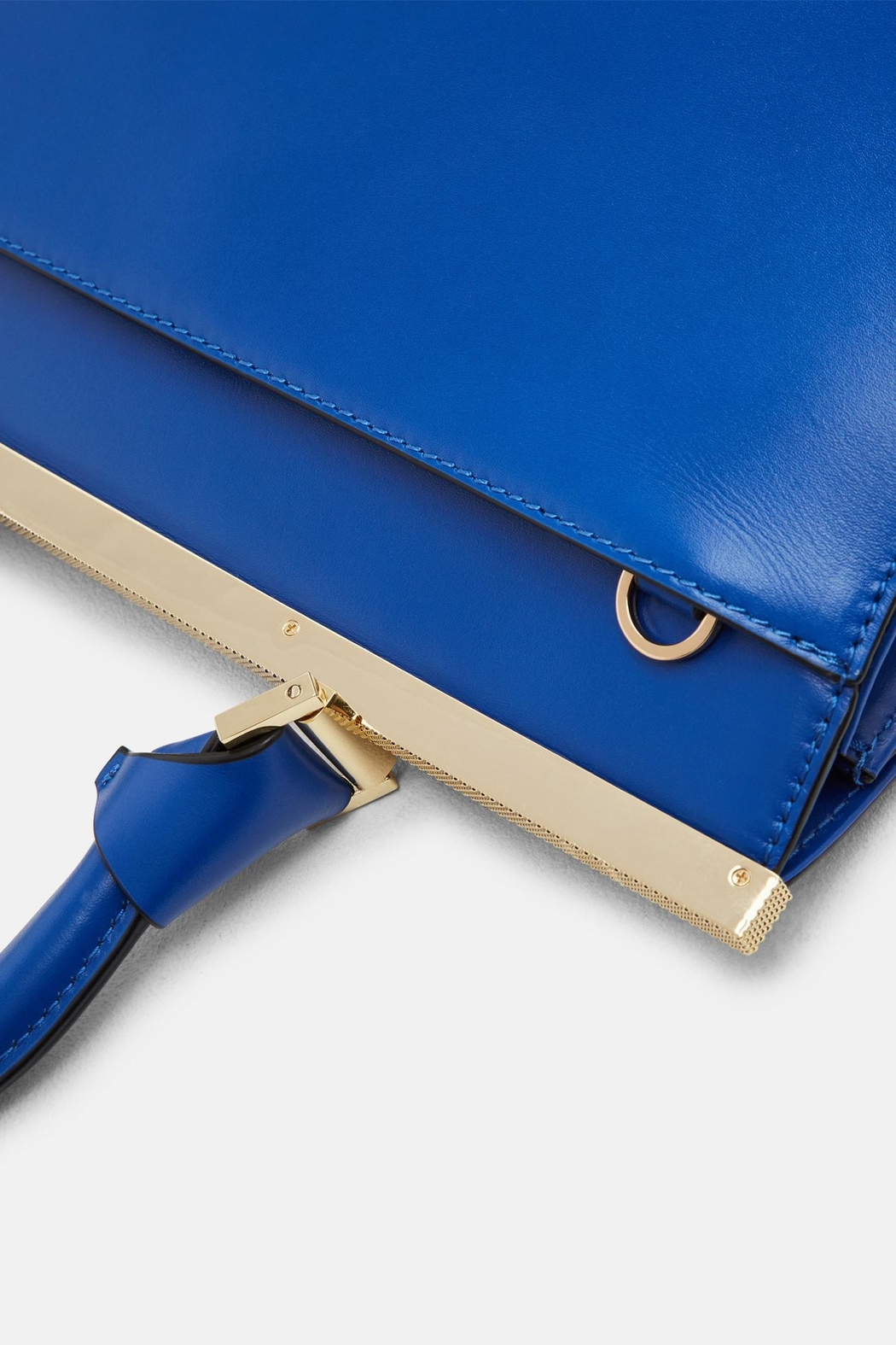 Ted Baker Maven Blue Handbag - Side Cropped Image
