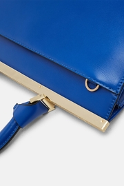 Ted Baker Maven Blue Handbag - Side cropped