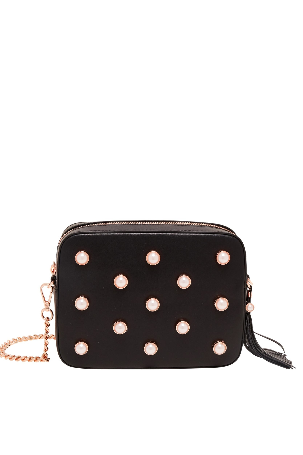 Ted Baker Pearl Embellished Crossbody - Main Image