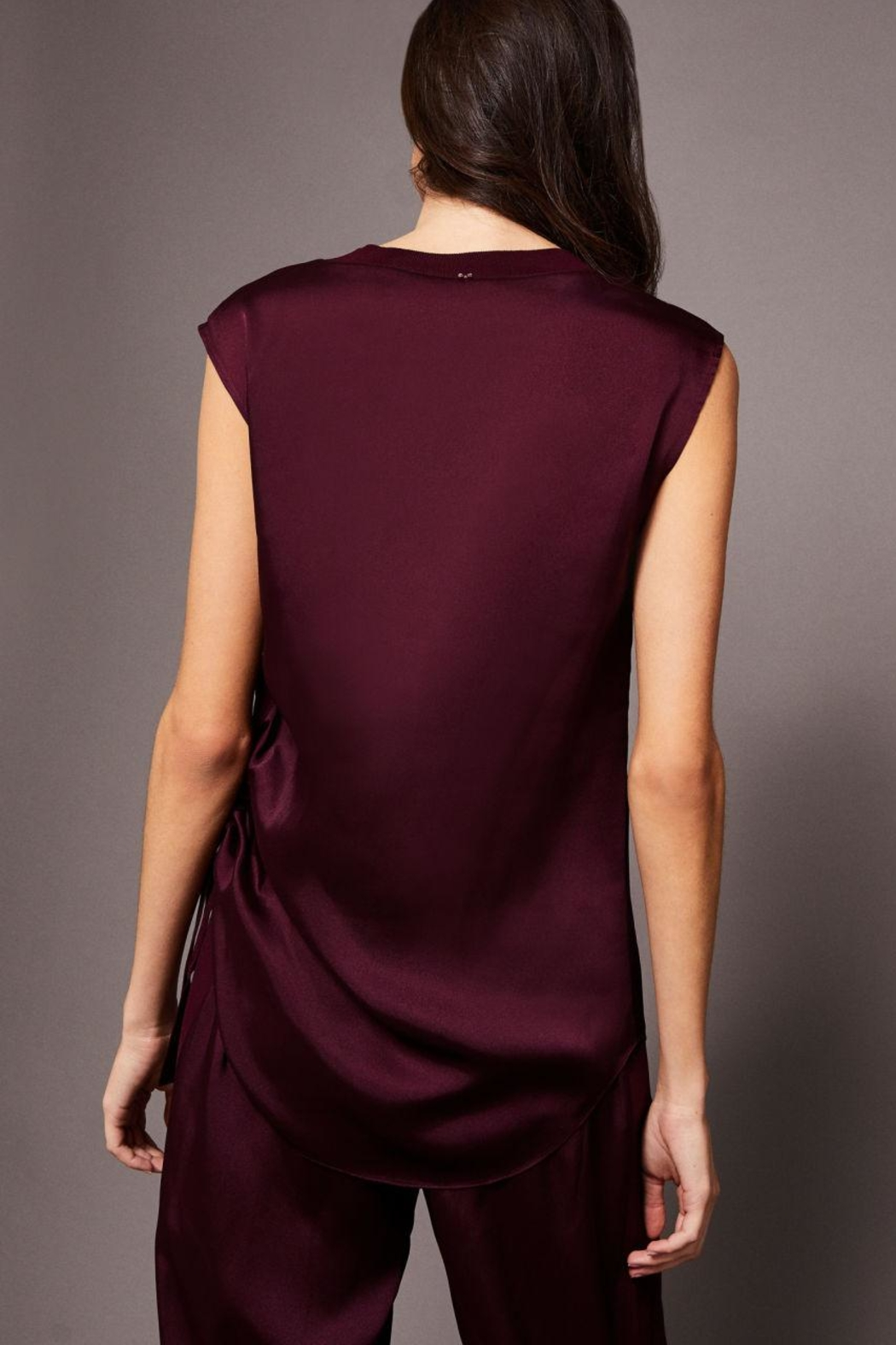 829310f0d091d4 Ted Baker Ruched Side Top from New Jersey by Chelsea Gifts — Shoptiques