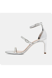 Ted Baker Silver Strap Sandal - Front cropped
