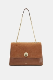Ted Baker Suede & Leather Bag - Product Mini Image