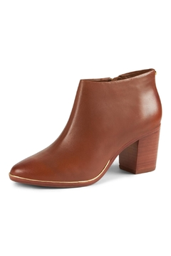 Shoptiques Product: Block Heeled Ankle Boot