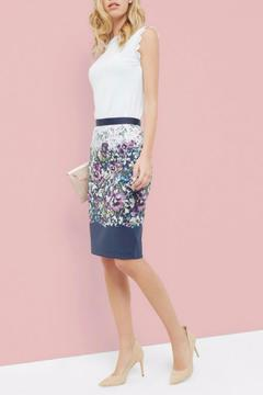 Ted Baker London Floral Pencil Skirt - Product List Image