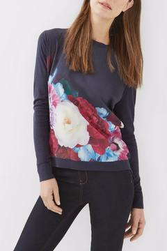 Ted Baker London Floral Sweater - Product List Image