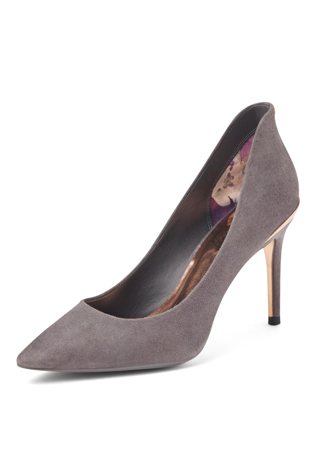 7c15df1dc Ted Baker London High Back Court Shoe from Canada by The Hen House ...