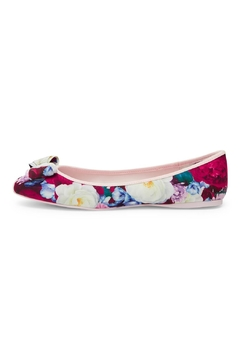 Ted Baker London Printed Ballet Flats - Alternate List Image