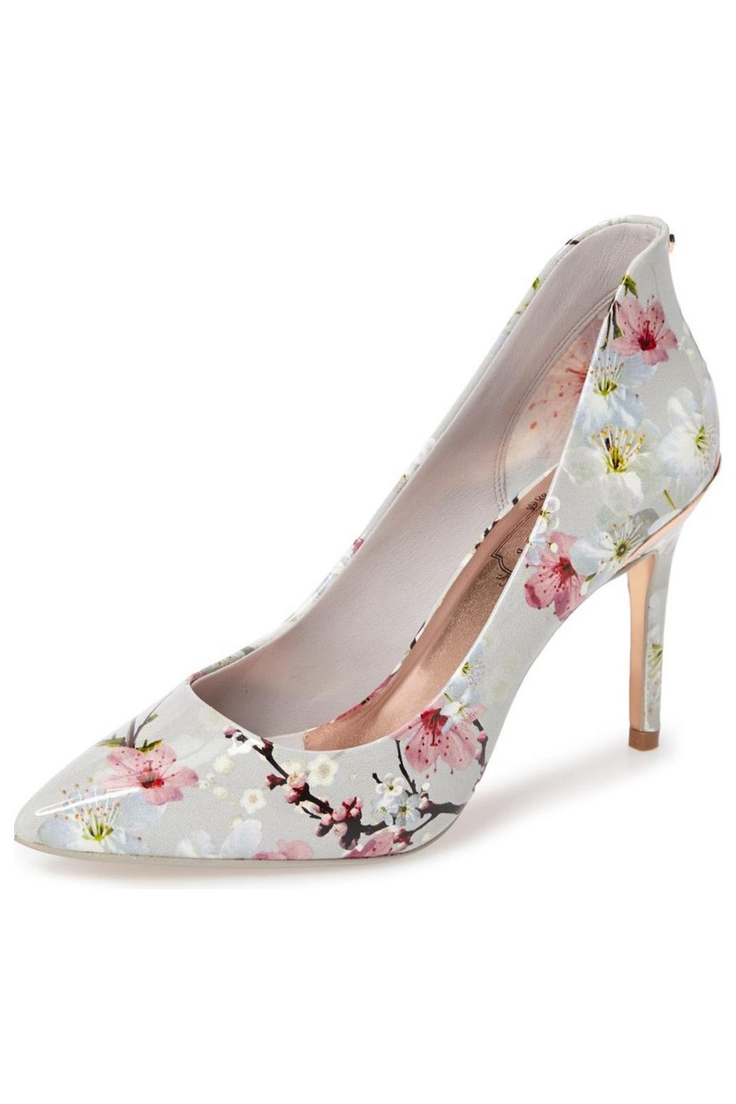 2ffbed8808cc Ted Baker London Savei Floral Pump from Wallingford by The Dressing ...