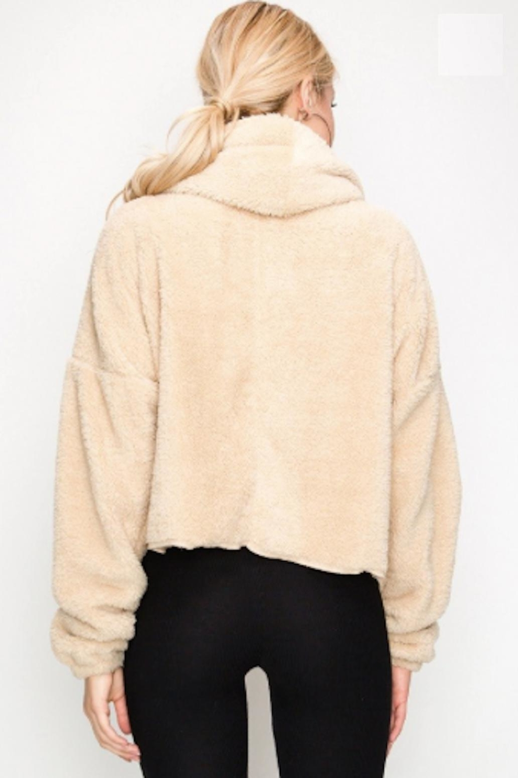 TIMELESS Teddy Jacket - Front Full Image