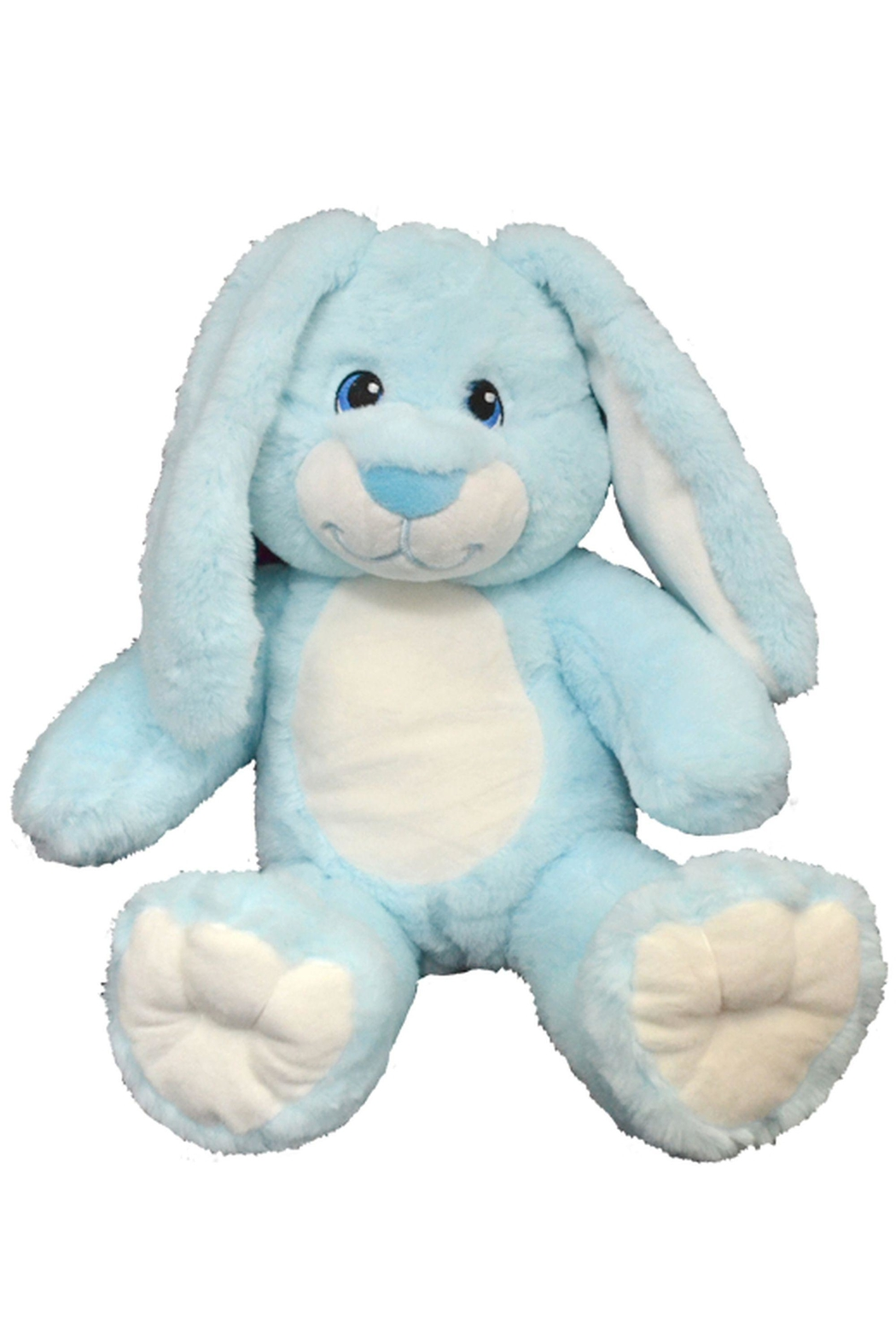 Teddy Mountain Blue Bunny - Front Full Image