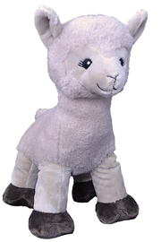 Teddy Mountain Dolly The Llama - Front cropped