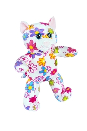 Teddy Mountain Flower Girl Kitty Package - Front cropped
