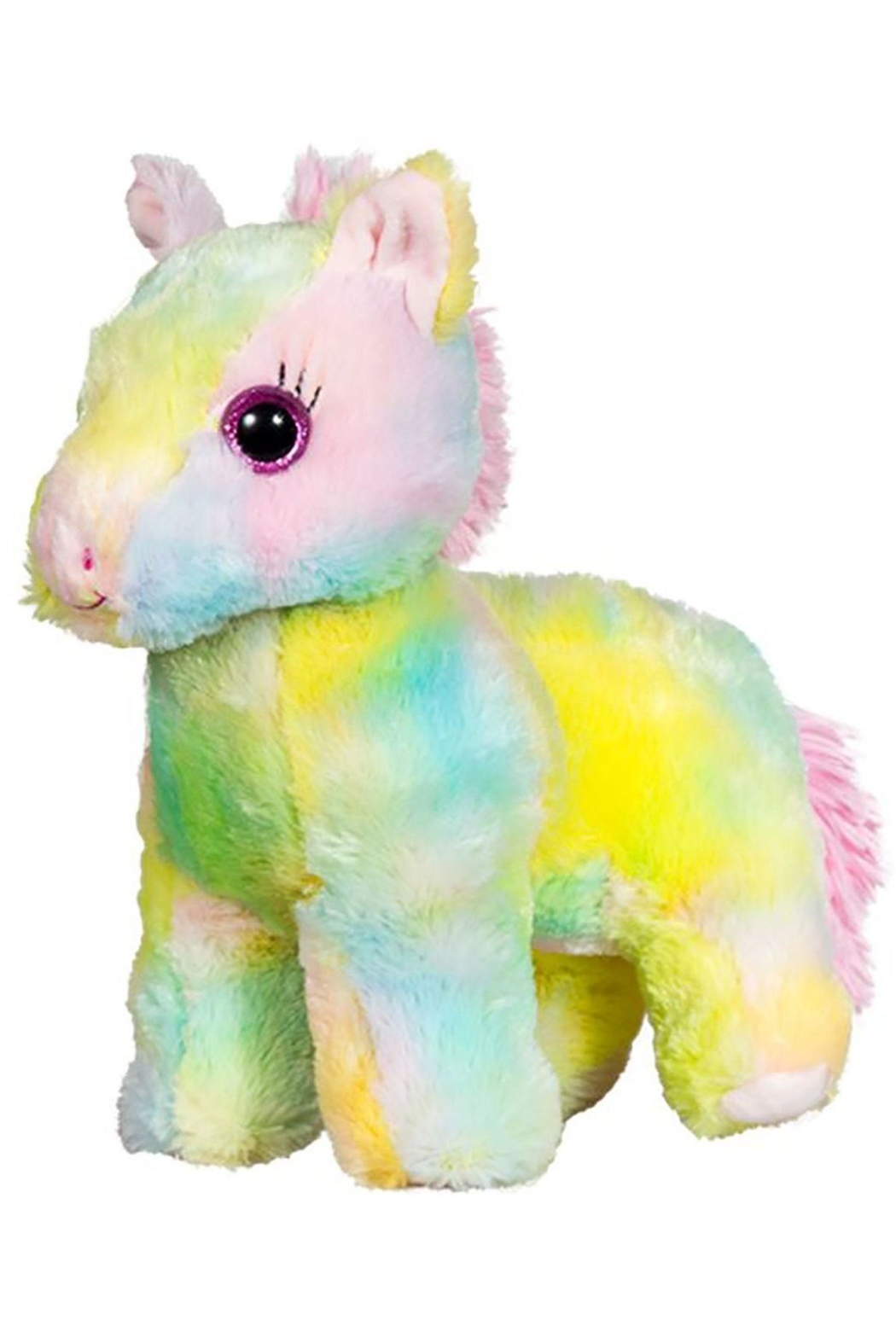 Teddy Mountain Make-Your-Own Buttercup Pony Kit - Side Cropped Image