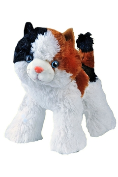 Teddy Mountain Make-Your-Own Calico Cat Kit - Product List Image