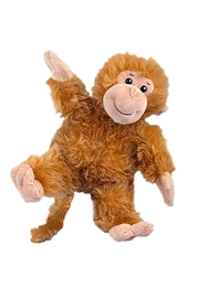 Teddy Mountain Make-Your-Own Cheeky Monkey - Front cropped