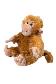Teddy Mountain Make-Your-Own Cheeky Monkey - Front full body