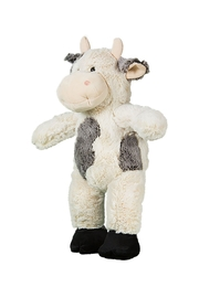 Teddy Mountain Make-Your-Own Cow Kit - Front full body