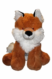 Teddy Mountain Make-Your-Own Fox Kit - Front cropped