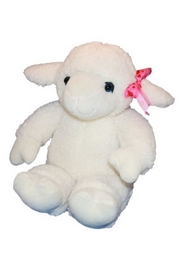 Teddy Mountain Make-Your-Own Lambie Kit - Front cropped