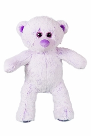 Teddy Mountain Make-Your-Own Lavender Bear Kit - Front cropped