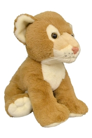 Teddy Mountain Make-Your-Own Lion Cub Kit - Front full body