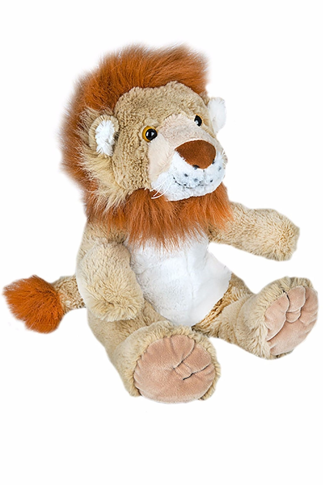 Teddy Mountain Make-Your-Own Lion Kit - Main Image